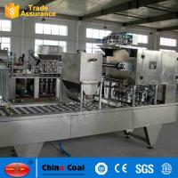 High Quality Manufacture Full Automatic CE standard Cup Filling Sealing Machine Manufactures