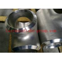 6 Schedule 40 Stainless Steel pipe fitting Tee Manufactures