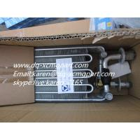 XCMG wheel loader ZL50G SPARE PART evaporator core 860118418