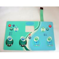 Quality Customized Printing Polycarbonate PC Graphics And Overlays Keypad for sale