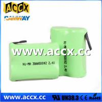 Shaver Battery Ni-MH AA 2.4V batterries Manufactures