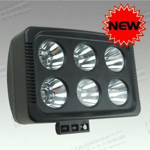 60W CREE LED Work Light, 9-30V LED Truck Light Manufactures