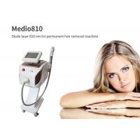500W Portable 808nm Diode Laser Hair Removal Machine 810nm &  808nm 20ms - 400ms Manufactures