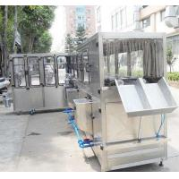 Capacity 240 bottles per hour / 20 Litter bottle water filling machine Manufactures