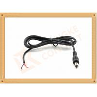 DC 5.5X2.1 mm Power Custom Cable Assembly Red and Black with Male Connector Manufactures