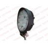 12V 24V 24W Automotive Round LED Offroad Lights Epistar LED Work Lighting Fixtures Manufactures