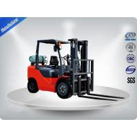 1.5-3.5 Ton Electric Stacker Truck , Explosion - Proof Heavy Duty Forklifts Manufactures