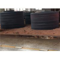 Alloy Steel 34CrNiMo Forged Steel Rings Hot Rolled Rough Turned Q+T Heat Treatment As Requirement Manufactures