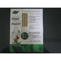 Sell Detox Foot Patch Manufactures