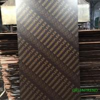 Combi core Film Faced Plywood for Building Construction Manufactures