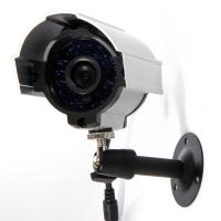 NTSC / PAL H.264 Home Security Cameras Outdoor Motion Detection Manufactures
