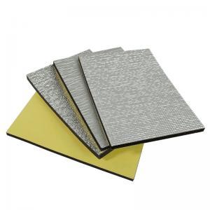 19mm XPE Construction Heat Insulation Foam 1000 - 1200mm Width Light Weight Manufactures