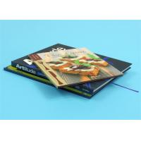 3mm Greyboard Coated Hardcover A4 Book Printing with Gold Stamping Manufactures