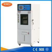 High Low Temperature Cycling Chamber , Climatic Environmental Test Chambers Manufactures