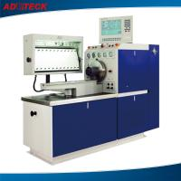 Quality Adjustment speed electric diesel injection fuel pump test bench with industrial pc 15KW for sale