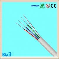 outdoor telephone cable 4 core flat drop wire china exporter Manufactures