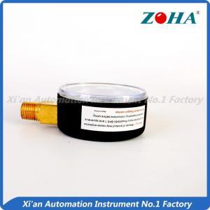 water pressure gauge Manufactures