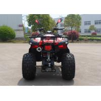 Power 150CC Utility EEC ATV With Double Foot Pedal On The Beach Manufactures