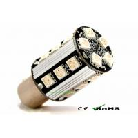 new CANBUS Error Free 20 SMD 1156 5050 SMD LED Chips Amber Orange Light Bulbs Manufactures