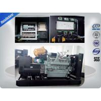 AC electric starting open diesel generator with deepsea control module Manufactures