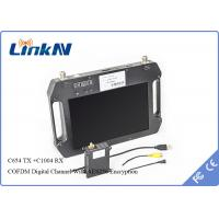 HDMI/AV Long Range Video Wireless Transmitter COFDM transmitter  For UAV/UAS Manufactures