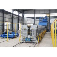 Lightweight Structural Insulated EPS Sandwich Panel Machine Line 380V 50Hz Voltage Manufactures