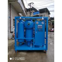 High Performance 12000LPH Full-Automatic Transformer Insulating Oil Dehydration Filtration Regeneration Machine Manufactures