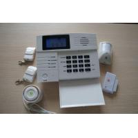 Security Alarm System with USB Connection,40 Defence Zones Manufactures