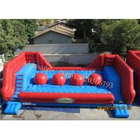 inflatable wipeout course for sale Manufactures