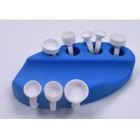 Disposable Plastic Tattoo Ink Ring Cups Permanent Makeup Accessories Transparent Manufactures