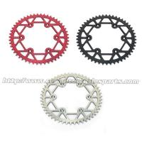 Quality Self Cleaning Dirt Bike Sprockets 520 Motorcycle Chain Sprocket Honda CR CRF 125 for sale