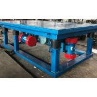 China Good quality vibration table vibrating table for concrete on sale
