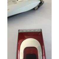 Easy Maintenance Repair Electric Hair Clippers Unique Design For Light And Handy Usage Manufactures