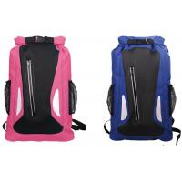 China Water Resistant Dry Sack Backpack Camping, Custom Printing Dry Packs For Canoeing on sale