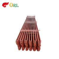 Floor Standing Radiant Superheater In Power Plant , Superheater Tubes Manufactures