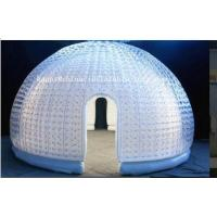 Inflatable Dome Tent For The Outdoor Worker Specilally in Construction Manufactures