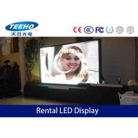 SMD Rental P4 LED Display Screen For Indoor , Video LED Display High Refresh Rate Manufactures