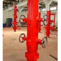 Oilfield Casing Double Plug Cement Head / Drill Pip Cementing Head / Single Plug Cement Head Made In China Manufactures