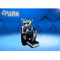 Indoor Console Game Initial d8 Car Racing Game Machine , Arcade Driving Simulator Manufactures