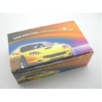 Colorful 8 * 5 * 2 Inch Paper Corrugated Box Packaging For Car Parts Customized Manufactures