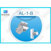 AL-1-B Cast Aluminum Pipe Fittings Inner Tubing Joints High Esthetic Value Without Glaring Manufactures