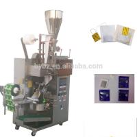 Buy cheap inner and outer tea bag packing machine from wholesalers