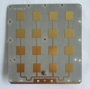 PCB Antenna Design Microwave Doppler Radar Motion Sensor Module For Door Automation