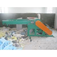 High Efficiency Foam Crush Cutting Machine For Fillings Pillow / Sofa / Toys Manufactures
