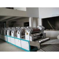 Buy cheap Professional Fried Instant Noodles Making Machine Production Line With Steaming / Cutting from wholesalers