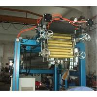 9.5KW Film Blowing Machine Thickness 0.025 - 0.07mm With Heating Water Tanks Manufactures