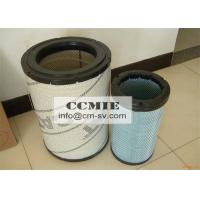 Excavator engine parts original air filter for CAT excavator PC336 Manufactures