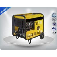 High Efficiency Single Phase Genset Portable Generator Sets Powered By 7.5kva Manufactures