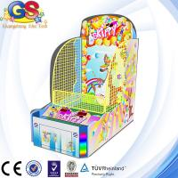 China 2014 shooting lottery ticket machine arcade shooting game machine for sale kids on sale