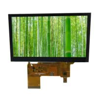 China 5  TFT LCD Display Module 480x272 VGA Video AV Driver Board Transmissive Lcd Display on sale